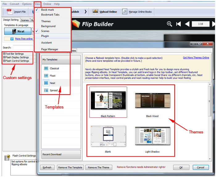 How To Add Video Files To The Page Flip Book A Pdf Com