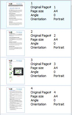 create thumbnail of original PDF