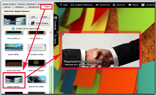 how to put a pdf online