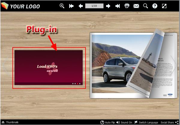 import pdf for adding plugin