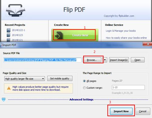 create a Joomla Plugin of digital magazine with A-PDF FlipBook Maker1