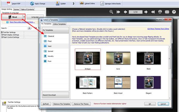 free online tool to make flash flip book from pdf a pdf com