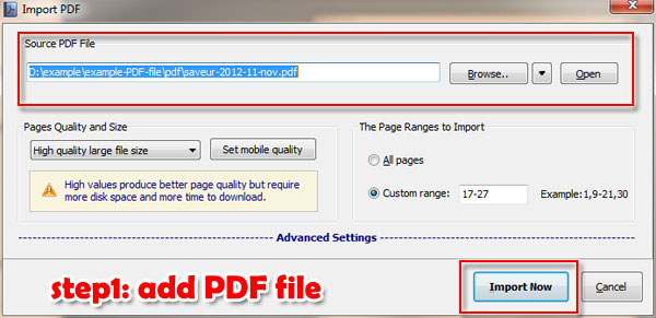how to make online flash book on sale by bookcase a pdf com