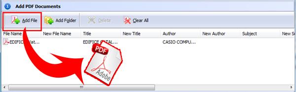 add PDF for renaming