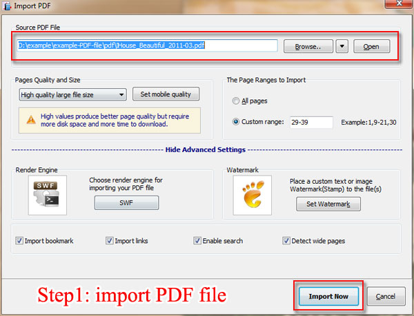 Part 2. How to Add Bookmarks in PDF on Windows (Windows 10 Included)