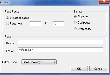 take text from PDF file easily by using A-PDF Text Extractor2
