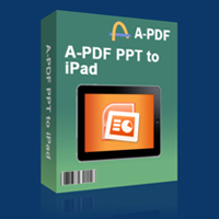 A-PDF PPT to iPad Screenshot